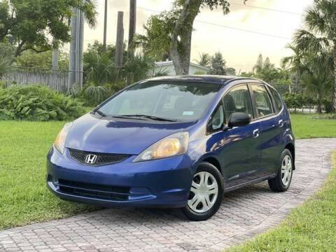 2010 Honda Fit for sale at Citywide Auto Group LLC in Pompano Beach FL