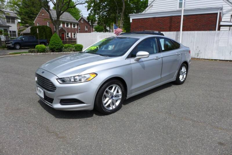 2013 Ford Fusion for sale at FBN Auto Sales & Service in Highland Park NJ