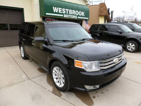 2012 Ford Flex for sale at Westbrook Motors in Grand Rapids MI