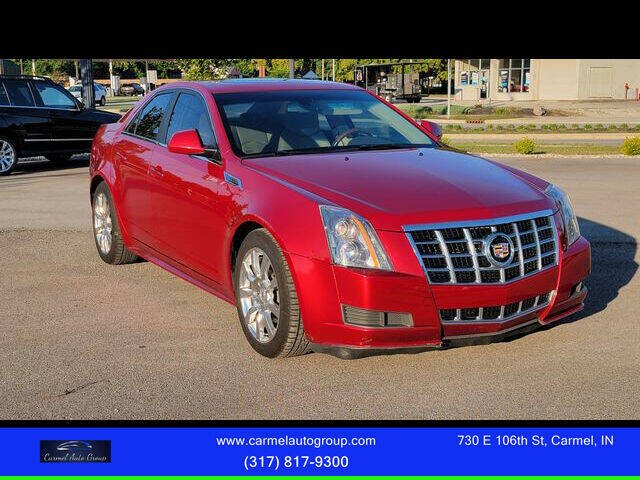 2013 Cadillac CTS for sale at Carmel Auto Group in Indianapolis IN