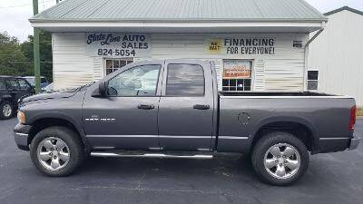 2004 Dodge Ram Pickup 1500 for sale at STATE LINE AUTO SALES in New Church VA