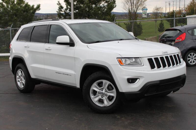 2014 Jeep Grand Cherokee for sale at Dan Paroby Auto Sales in Scranton PA