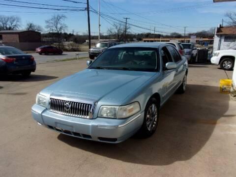 2006 Mercury Grand Marquis for sale at MESQUITE AUTOPLEX in Mesquite TX