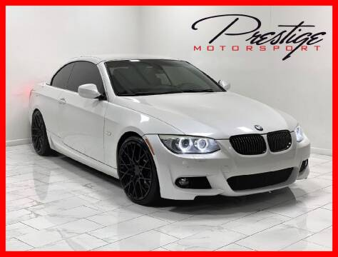 2011 BMW 3 Series for sale at Prestige Motorsport in Rancho Cordova CA