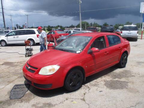 2007 Chevrolet Cobalt for sale at BUZZZ MOTORS in Moore OK