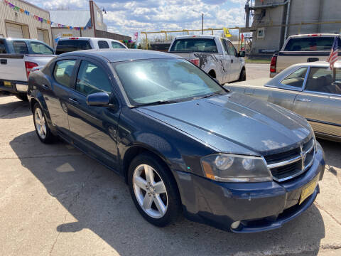 2008 Dodge Avenger for sale at Lakeside Auto & Sports in Garrison ND