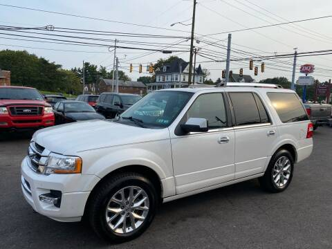 2016 Ford Expedition for sale at Masic Motors, Inc. in Harrisburg PA