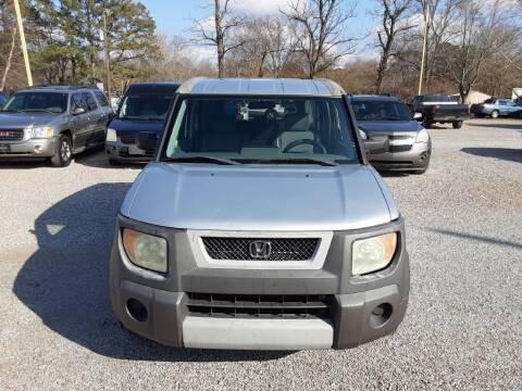 2004 Honda Element for sale at Space & Rocket Auto Sales in Hazel Green AL