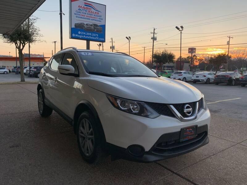 2017 Nissan Rogue Sport for sale at Magic Auto Sales in Dallas TX
