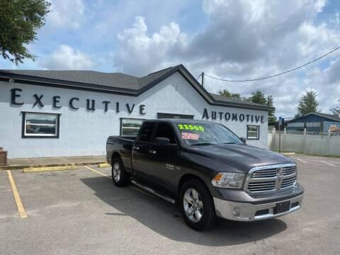 2016 RAM Ram Pickup 1500 for sale at Executive Automotive Service of Ocala in Ocala FL