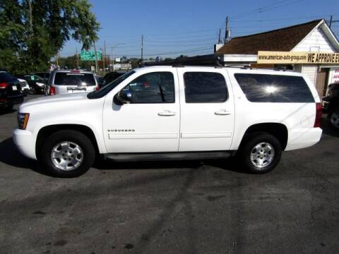 2012 Chevrolet Suburban for sale at American Auto Group Now in Maple Shade NJ