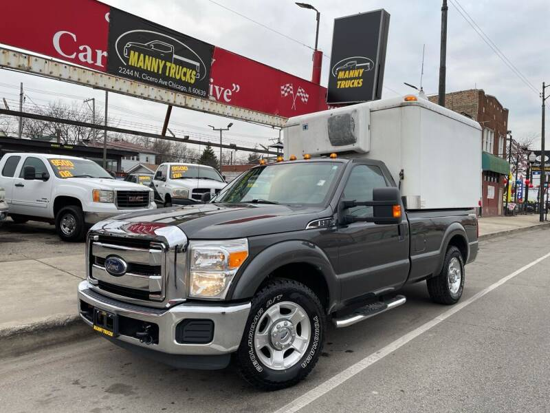 2015 Ford F-350 Super Duty for sale at Manny Trucks in Chicago IL