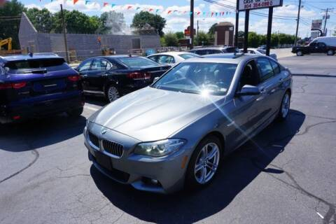 2014 BMW 5 Series for sale at Autohub of Virginia in Richmond VA