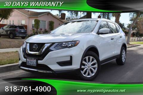 2018 Nissan Rogue for sale at Prestige Auto Sports Inc in North Hollywood CA