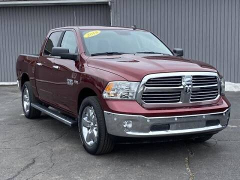 2018 RAM Ram Pickup 1500 for sale at Bankruptcy Auto Loans Now - powered by Semaj in Brighton MI