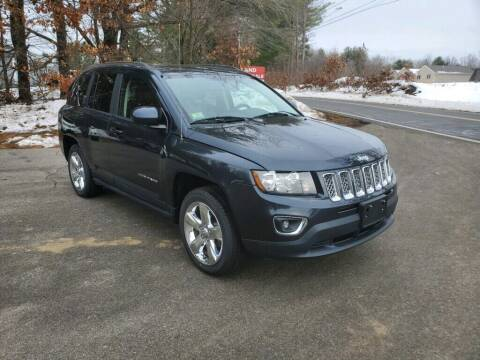 2015 Jeep Compass for sale at Pelham Auto Group in Pelham NH