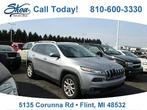 2014 Jeep Cherokee for sale at Jamie Sells Cars 810 - Linden Location in Flint MI