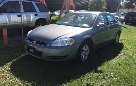 2007 Chevrolet Impala for sale at CARS R US in Caro MI