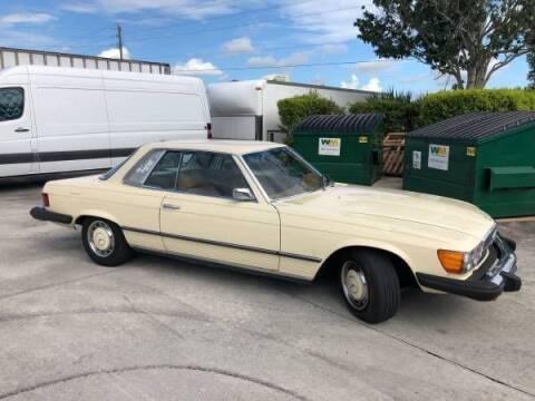 1974 Mercedes-Benz 450-Class for sale at Classic Car Deals in Cadillac MI