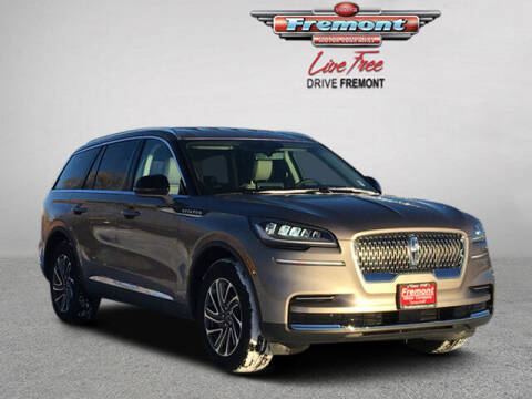 2021 Lincoln Aviator for sale at Rocky Mountain Commercial Trucks in Casper WY