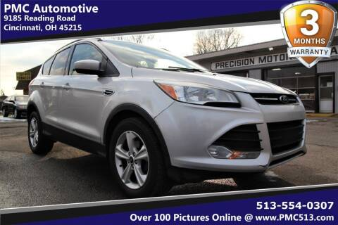 2013 Ford Escape for sale at PMC Automotive in Cincinnati OH