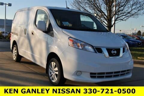 2021 Nissan NV200 for sale at Ken Ganley Nissan in Medina OH