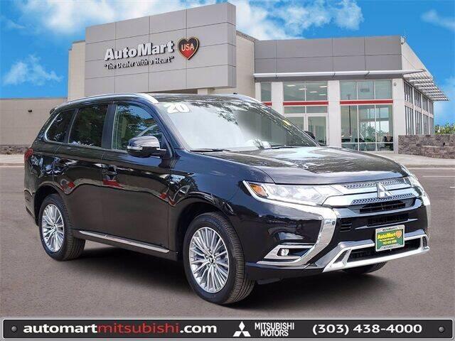 2020 Mitsubishi Outlander PHEV for sale in Aurora, CO