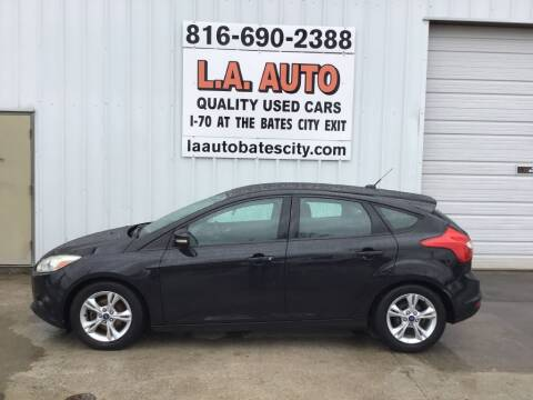 2014 Ford Focus for sale at LA AUTO in Bates City MO
