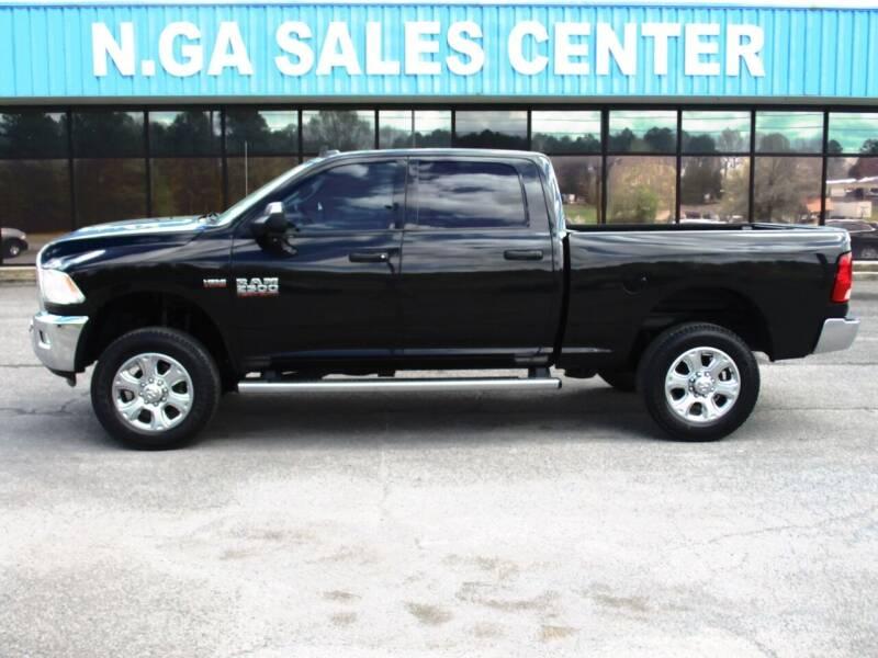 2016 RAM Ram Pickup 2500 for sale at NORTH GEORGIA Sales Center in La Fayette GA
