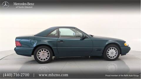 1996 Mercedes-Benz SL-Class for sale at Mercedes-Benz of North Olmsted in North Olmsted OH