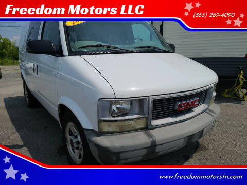 2005 GMC Safari Cargo for sale at Freedom Motors LLC in Knoxville TN