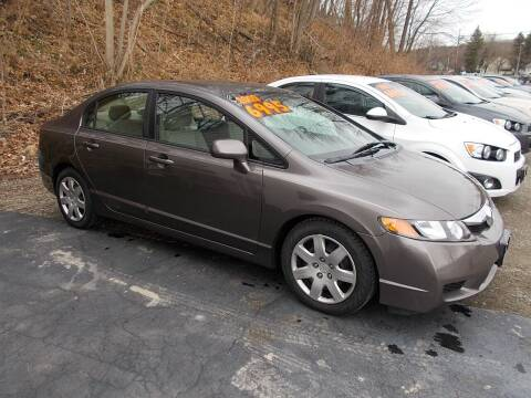 2009 Honda Civic for sale at Dansville Radiator in Dansville NY
