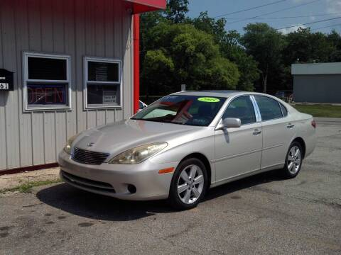 2005 Lexus ES 330 for sale at Midwest Auto & Truck 2 LLC in Mansfield OH