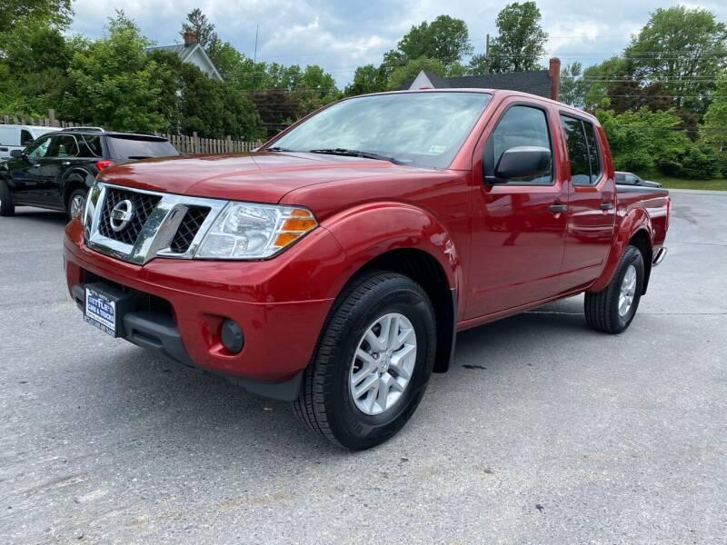 2017 Nissan Frontier for sale at SETTLE'S CARS & TRUCKS in Flint Hill VA
