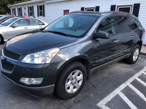 2012 Chevrolet Traverse for sale at NextGen Motors Inc in Mt. Juliet TN
