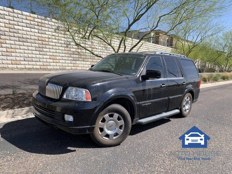 2005 Lincoln Navigator for sale at AUTO HOUSE TEMPE in Tempe AZ