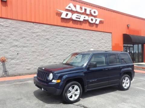 2015 Jeep Patriot for sale at Auto Depot of Smyrna in Smyrna TN