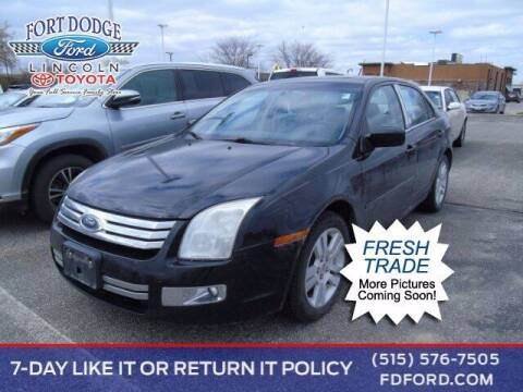 2007 Ford Fusion for sale at Fort Dodge Ford Lincoln Toyota in Fort Dodge IA