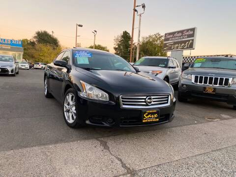 2014 Nissan Maxima for sale at Save Auto Sales in Sacramento CA