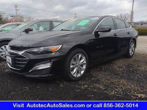 2020 Chevrolet Malibu for sale at Autotec Auto Sales in Vineland NJ