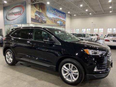 2019 Ford Edge for sale at Godspeed Motors in Charlotte NC