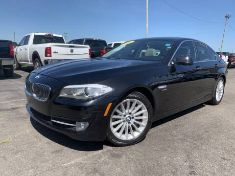 2011 BMW 5 Series for sale at Superior Auto Mall of Chenoa in Chenoa IL