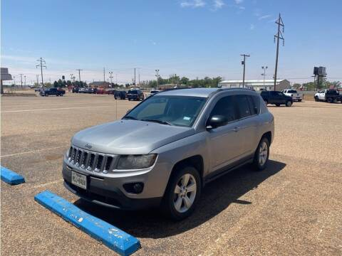 2015 Jeep Compass for sale at STANLEY FORD ANDREWS in Andrews TX