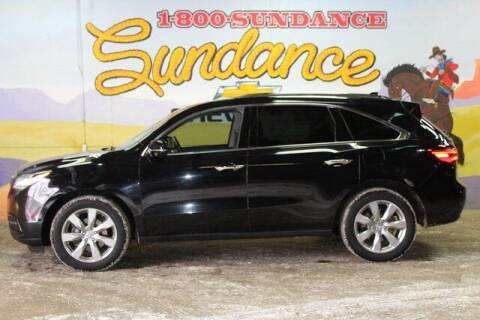 2016 Acura MDX for sale at Sundance Chevrolet in Grand Ledge MI