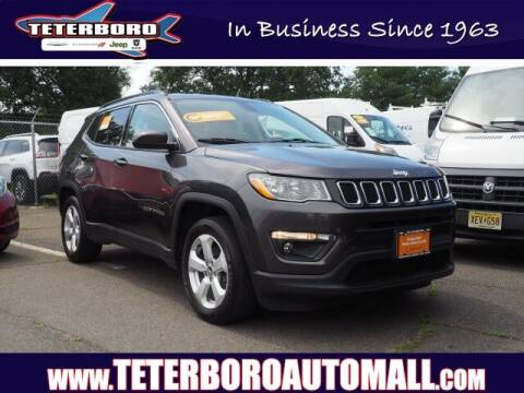 2018 Jeep Compass for sale at TETERBORO CHRYSLER JEEP in Little Ferry NJ