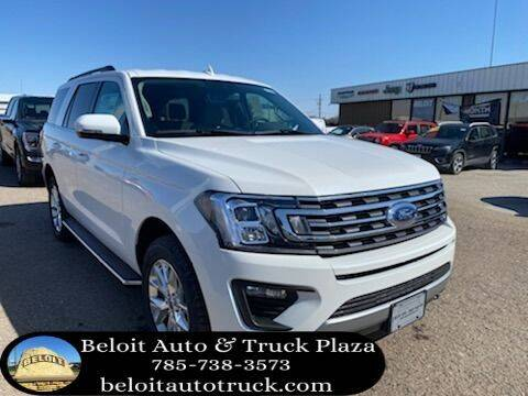 2021 Ford Expedition for sale at BELOIT AUTO & TRUCK PLAZA INC in Beloit KS