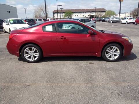 2013 Nissan Altima for sale at Automart 150 in Council Bluffs IA