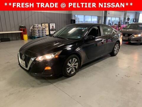 2020 Nissan Altima for sale at TEX TYLER Autos Cars Trucks SUV Sales in Tyler TX