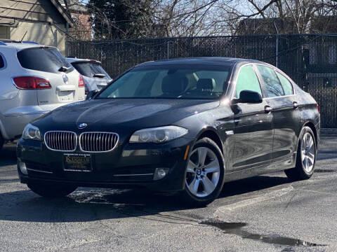2013 BMW 5 Series for sale at Kugman Motors in Saint Louis MO