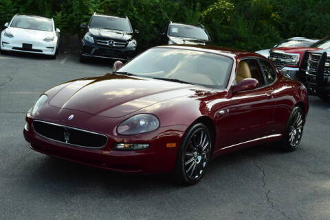 2003 Maserati Coupe for sale at Automall Collection in Peabody MA
